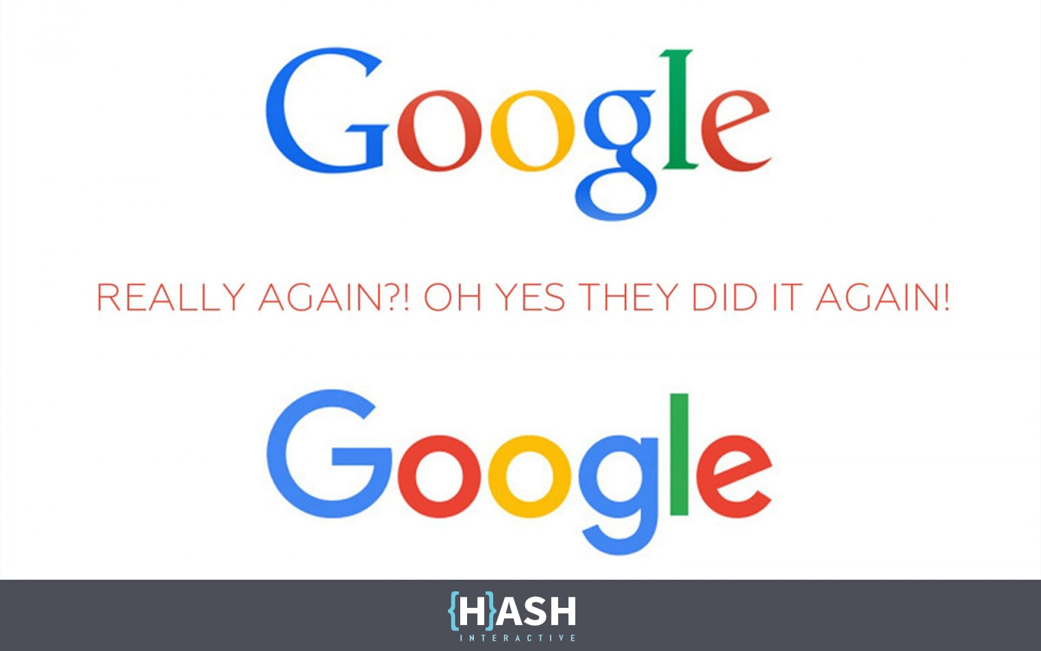google logo blog